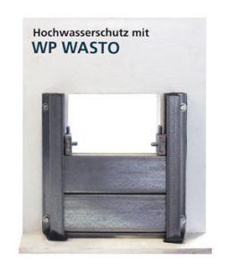 Hochwasserschutz mit WP-Wasto von Nordbleche