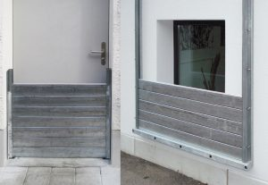 Fenster und Tür - WP-Wasto